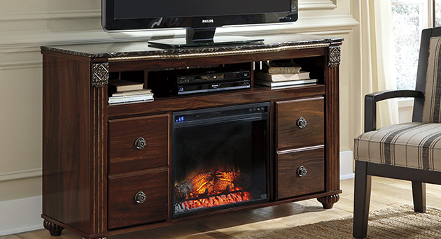 Gabriela Large TV Stand